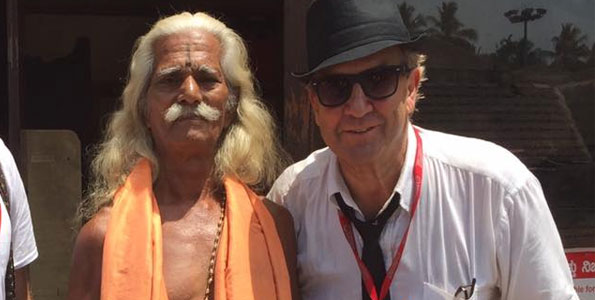 holy man india rickshaw challenge 2016