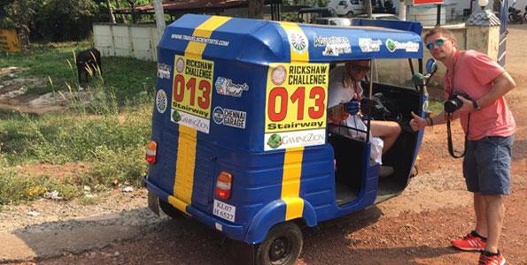 malabar india rickshaw race