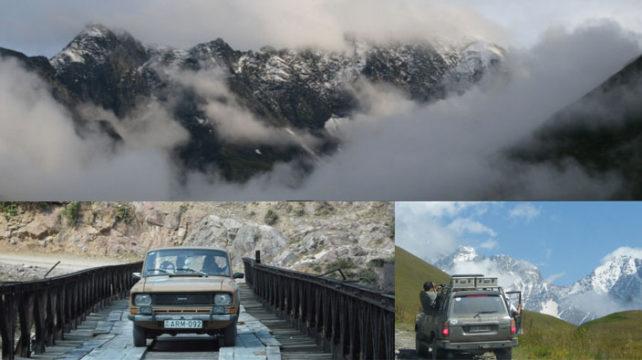 caucasian adventure