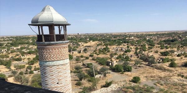 mosque in nagorno karabach