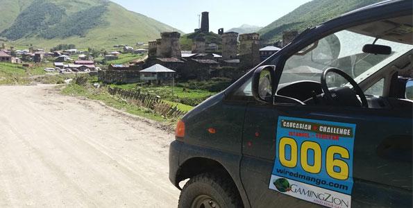 off road ushguli to tbilisi