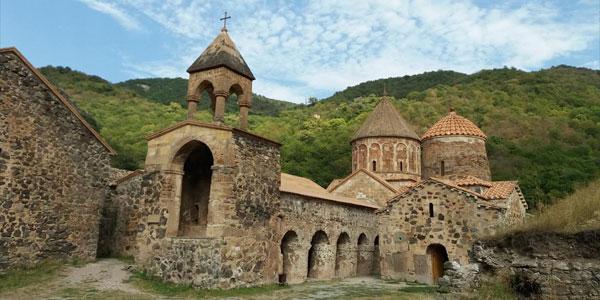trip to nagorno karabach