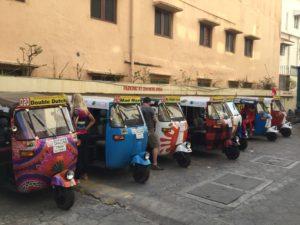 rickshaw adventure 2016