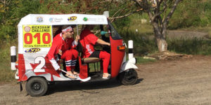 canadian team rickshaw challenge